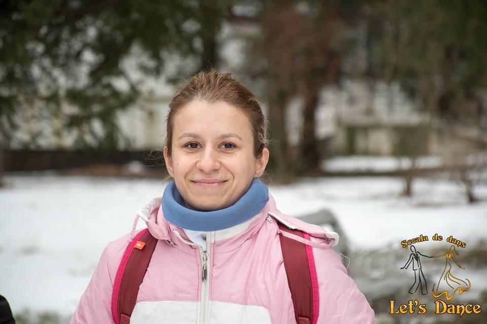 interviu cu Petruta Cretu