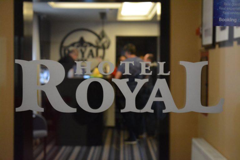 Gala la Royal