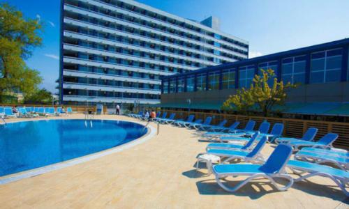 Hotel Aurora, Mamaia, Constanța