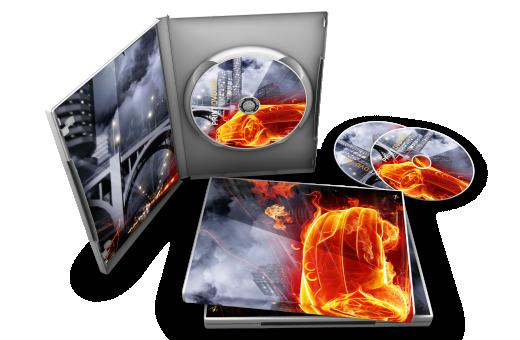 Personalizare Dvd si Cd
